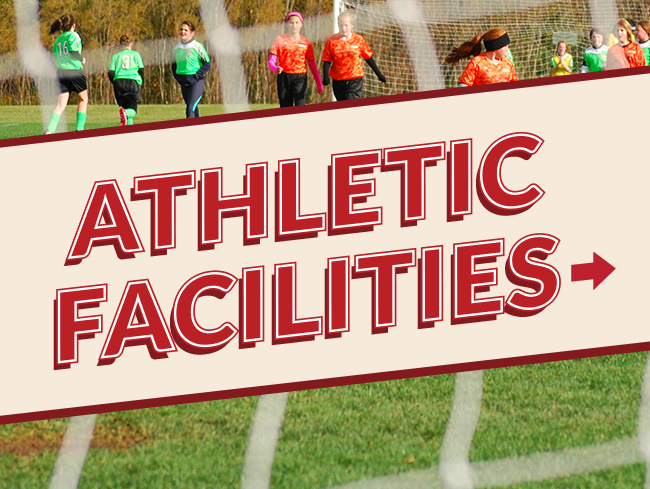 Athletic Facilities Button